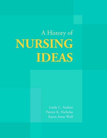 Jones bartlett learning publish a history of nursing ideas fandeluxe Choice Image